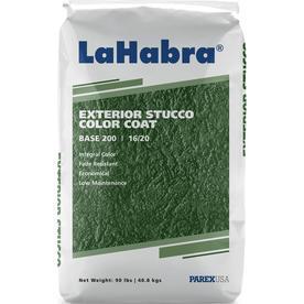 LaHabra 90-lbs Base Coat Stucco Mix
