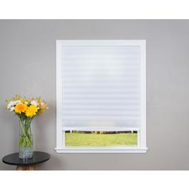 shop redi shade white light filtering cordless paper. Black Bedroom Furniture Sets. Home Design Ideas