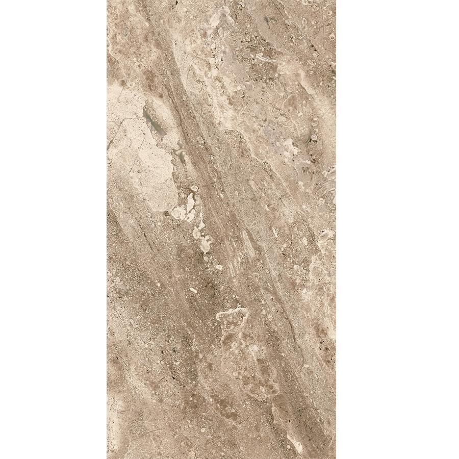 Shop Nitrotile Mauritzzio Beige Ceramic Indoor Outdoor Floor Tile Common 12 In X 24 In Actual
