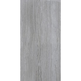 Display Product Reviews For Vista Gray Ceramic Travertine Floor And Wall Tile Common 12
