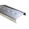 Dietrich Metal Framing ProSTUD 3.625-in W x 120-in L x 1.25-in D Aluminum Metal Stud