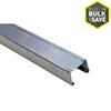 Dietrich Metal Framing ProSTUD 1.625-in W x 120-in L x 1.25-in D Aluminum Metal Stud