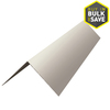 Utility Angle 2-in W x 120-in L x 2-in D Galvanized Steel Metal Stud