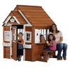 Leisure Time Products The Winchester Cedar Playhouse