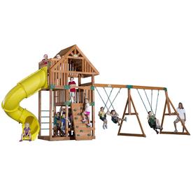 big backyard swing set instructions