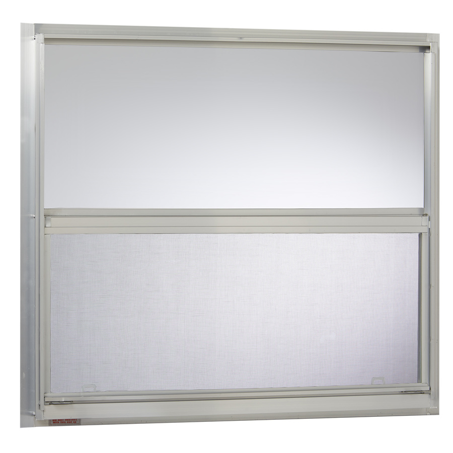Shop project source 40000 series aluminum single pane for Window pane replacement