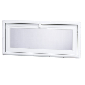 Shop Project Source 30001 Series Tilting Vinyl Double Pane