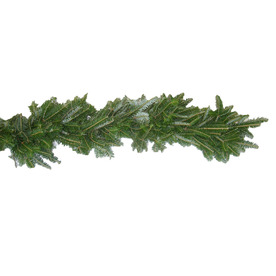 15-ft Fresh-Cut Fraser Fir Garland