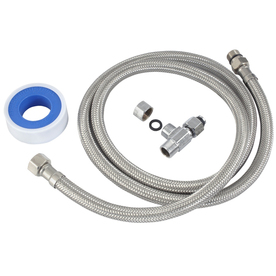 Danco Chrome Bidet Accessory Kit