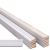 EverTrue 12-Piece 11/16-in x 2-1/4-in x 14-ft Primed Radiata Pine Casing Moulding Contractor Pack (Pattern 356)