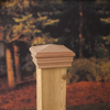 Maine Ornamental Deck Post Cap