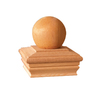 Maine Ornamental 4-in x 4-in Cedar Post Cap
