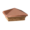 Deckorators Copper Deck Post Cap