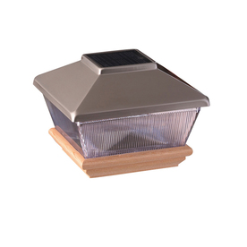Maine Ornamental Stainless LED Deck Post Cap