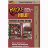 QuakeHOLD! Oak Furniture Safety Strap