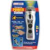 READY AMERICA 5-Lumen LED Emergency Hand Crank Flashlight