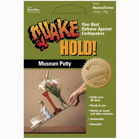 QuakeHOLD! 2.6 oz Putty Adhesive