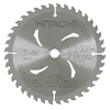 Hitachi 7-1/4-in 40-Tooth Circular Saw Blade
