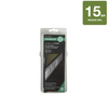 "Hitachi 2"" x 15 Gauge Electro Galvanized Angled Finish Nails"