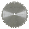 Hitachi 10-in 24-Tooth Circular Saw Blade