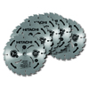 Hitachi Circular Saw Blade Set