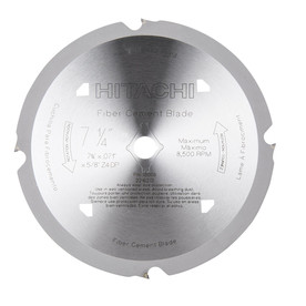 Hitachi 7-1/4-in 4-Tooth Circular Saw Blade