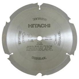 Hitachi 10-in 6-Tooth Dry Standard Diamond Circular Saw Blade