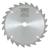Hitachi 6-1/2-in 24-Tooth Circular Saw Blade