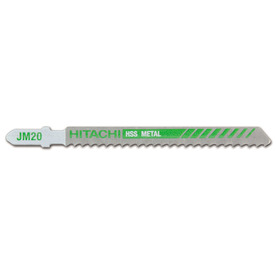 Hitachi 3-in T-Shank High-Speed Steel Jigsaw Blade