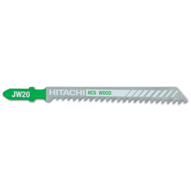Hitachi 5-Piece T-Shank Jigsaw Blade Set