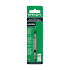 Hitachi 8/10-in Metal Twist Drill Bit