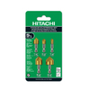 Hitachi 5-Piece Titanium Counter Sink Set