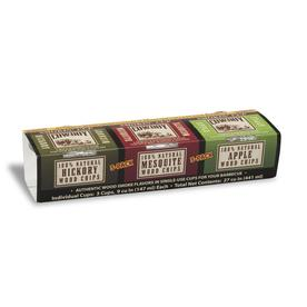 Cowboy Charcoal 3-Pack 9-cu in Variety Wood Chips