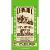 Cowboy Charcoal 700-cu in Apple Wood Chunks
