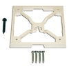 UBS 6-in Quick-Mount Porch Post Fastener