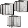 10-ft x 14.5-ft x 6-ft Outdoor Dog Kennel Preassembled Kit