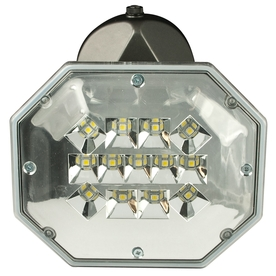 Utilitech 32-Watt LED Dusk-to-Dawn Light