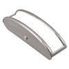 Portfolio 2-Pack Nickel Decorative End Cap