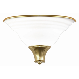Shop Good Earth Lighting 9-in W 1-Light Pocket Wall Sconce at Lowes.com