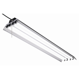 Utilitech Linear Shop Light (Common: 4-ft; Actual: 12-in x 48.5-in)