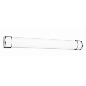 Good Earth Lighting 2-Light New Castle White Bathroom Vanity Light