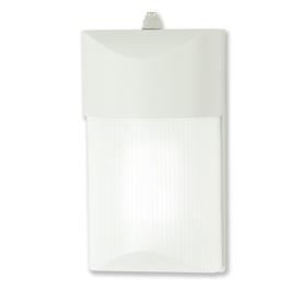 utilitech 13 watt white cfl dusk to dawn security light at. Black Bedroom Furniture Sets. Home Design Ideas
