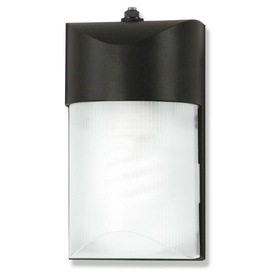 utilitech 13 watt bronze cfl dusk to dawn security light at. Black Bedroom Furniture Sets. Home Design Ideas