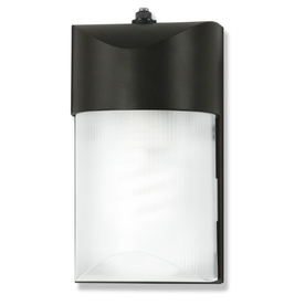 Shop Utilitech 13 Watt Bronze CFL Dusk To Dawn Security