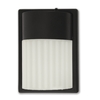 Utilitech 27-Watt Bronze Fluorescent Dusk-to-Dawn Security Light