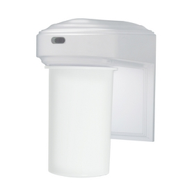 Shop Utilitech 13 Watt White CFL Dusk To Dawn Security