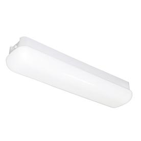 Portfolio White Ceiling Fluorescent Light ENERGY STAR (Common: 2-Ft; Actual: 26.5-in)