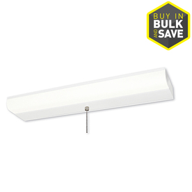 Utilitech Closet Shop Light (Common: 1.5-ft; Actual: 4-in x 18.25-in)