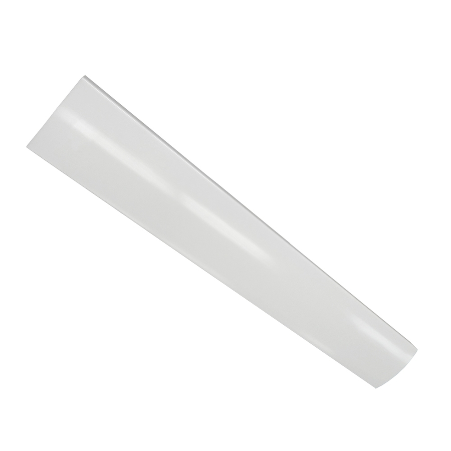 Fluorescent Light Lens : Shop good earth lighting white replacement lens at lowes