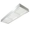 allen + roth Los Angeles Steel Paint Ceiling Fluorescent Light ENERGY STAR (Common: 4-Ft; Actual: 50.62-in)